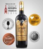 Domeniile Blaga Merlot Cuvee XI2011 Sec Vin de calitate superioara Cumpara vin rosu online Dealu Mare