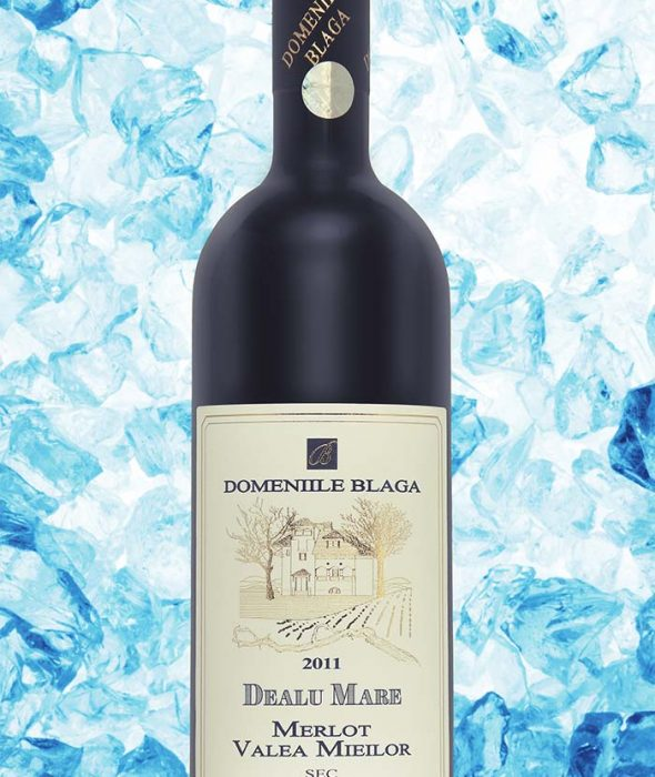 Domeniile Blaga Merlot Valea Mieilor 2011 cumapa vin online vin rosu