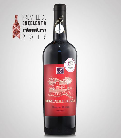 Domeniile Blaga Merlot Dealu Mare 2013
