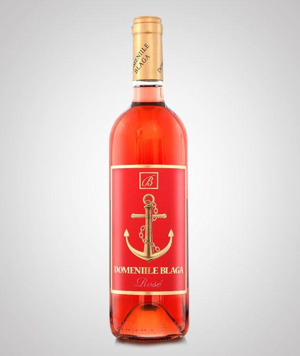 Domeniile Blaga Cumpara vin online Vin Rose demisec 2015 Dealu Mare
