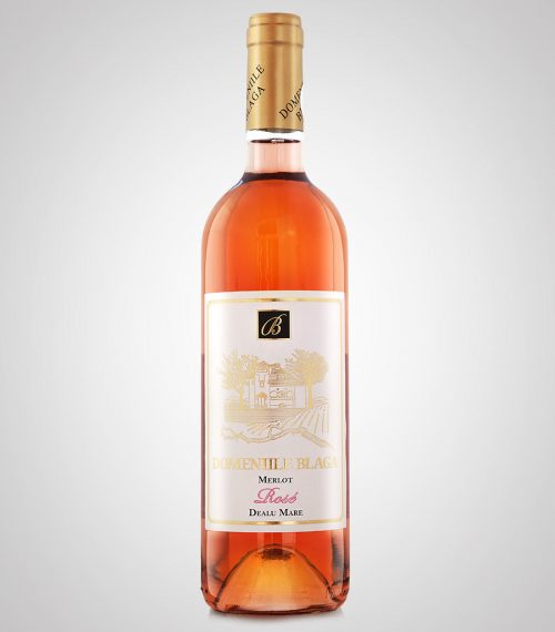 Domeniile Blaga Rose Dealu mare 2016