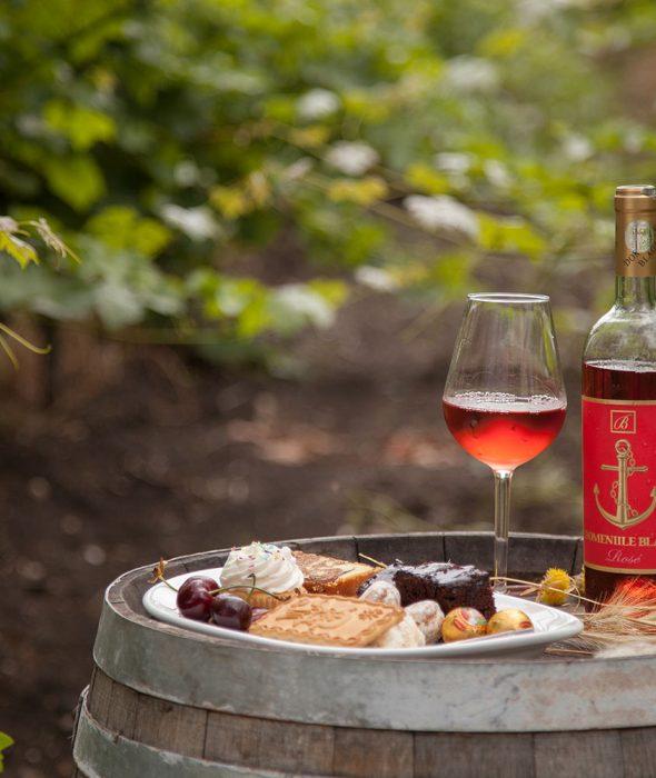 Domeniile Blaga Cumpare vin online Vin Rose demisec 2015 Dealu Mare