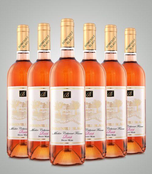 Merlot-Cabernet-franc-Rose-Domeniile-Blaga-2019