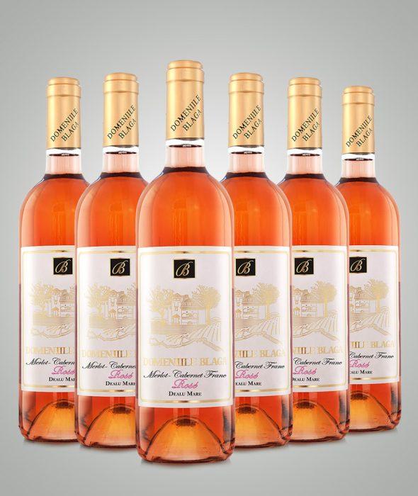 Merlot Cabernet Franc Rosé D.O.C DS 2019